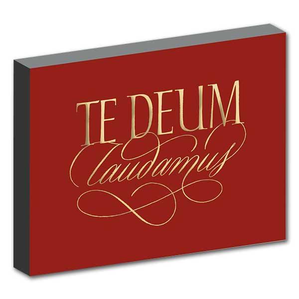 """Képtalálat a következőre: """"te deum laudamus magyarul"""""""
