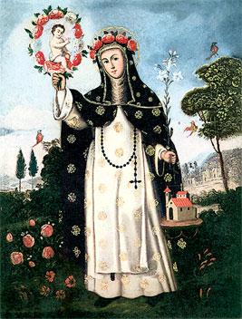 """Képtalálat a következőre: """"limai szent róza"""""""